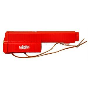 AIGUILLON ELECTRIQUE HOT-SHOT ROUGE