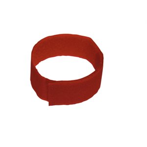 FLAGBAND  RED  10 / PKG