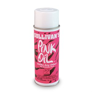 SULLIVAN PINK OIL 11OZ