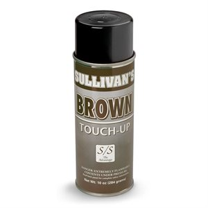 SULLIVAN TOUCH UP BROWN 14OZ