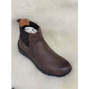 MENS TUMBLER BOOT ROPER BROWN