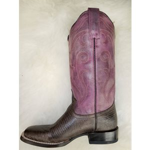 BOOTS - WOMEN'S LEATHER SMOOTH LIZZY