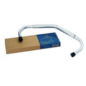 KICK STOP - GALVANISED ADJUSTABLE
