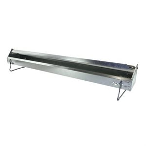LINEAR POULTRY FEEDER 48""