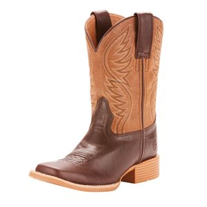 BOTTE ARIAT YOUTH BRUMBY BRUN / BEIGE