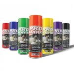 Aerosol spray marker - Promark orange