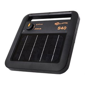 ENERGIZER - Gallagher S40, 0.4J, solar